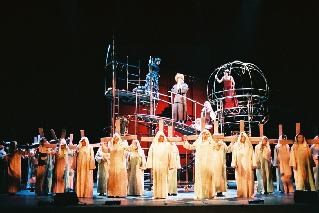 Candide Státní Opera Praha 2006 D