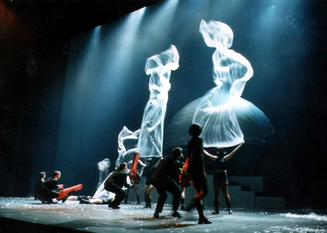 Phaeton Státní opera Praha 2002